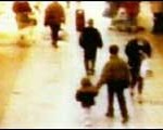 James Bulger's abduction.