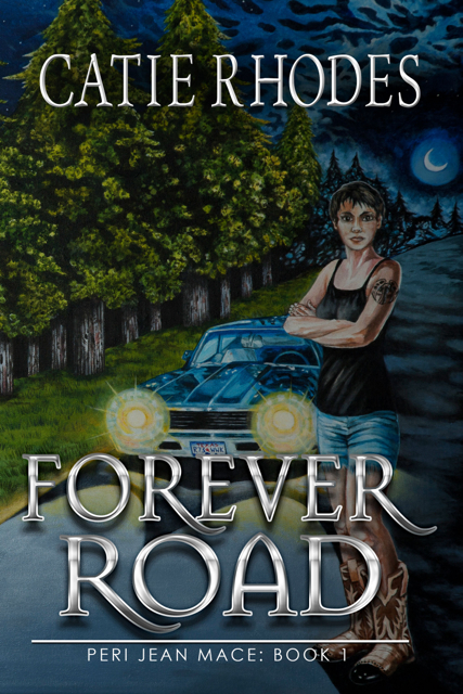 Forever Road Cover Medium