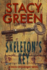 Skeletons Jey, part of the Delta Crossroads Series by author Stacy Green
