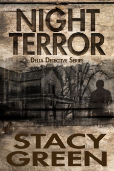 Night Terror, Book 3 of the Delta Detective Series by Stacy Green
