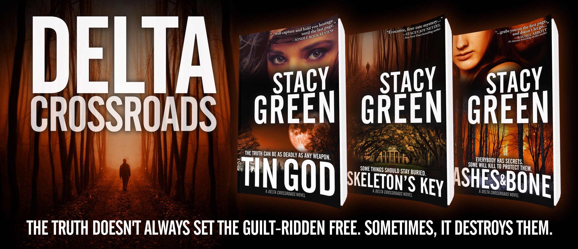 Delta Crossroads by author Stacy Green
