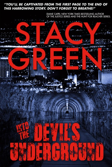 the Devil's Underground, by author Stacy Green