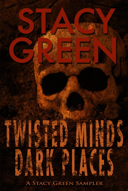 Twisted Minds Dark Places by author Stacy Green