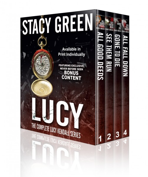 Lucy Kendall Box Set by Stacy Green - link to book